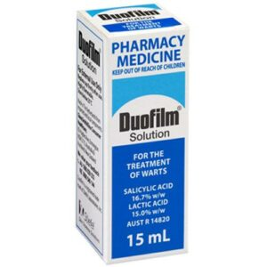 DUOFILM Topical Solution, 15mL