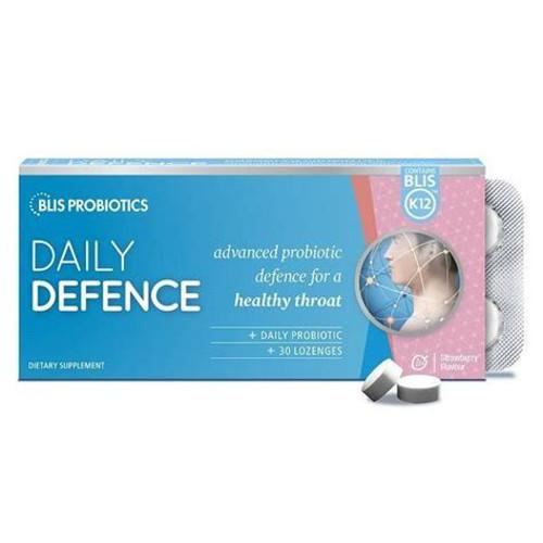BLIS Daily Defence Lozenges, 30's