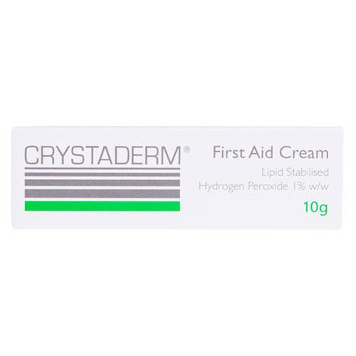 CRYSTADERM Antibacterial Cream, 10g