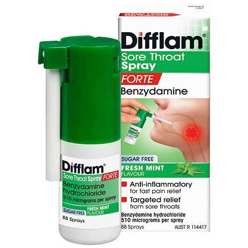 DIFFLAM Forte Throat Spray, 15mL