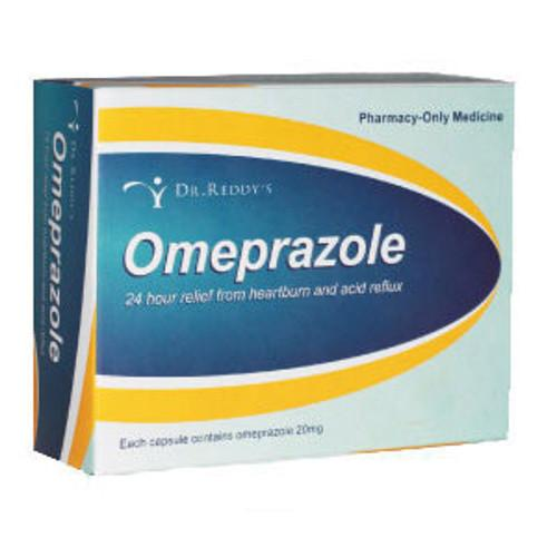 DR REDDY'S Omeprazole 20mg Capsules