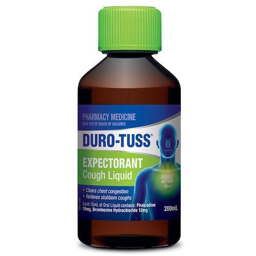 DURO-TUSS Cough Expectorant, 200mL