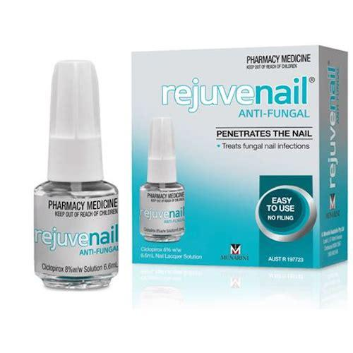 REJUVENAIL Anti-fungal Nail Solution, 6.6mL