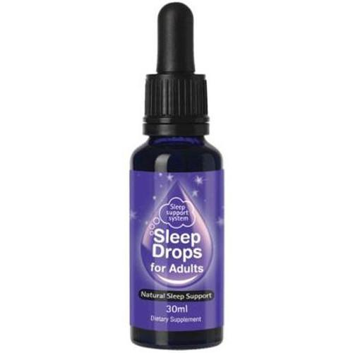 SLEEP DROPS for Adults, 30mL