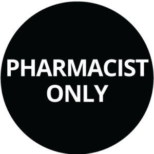 Pharmacist Only Product