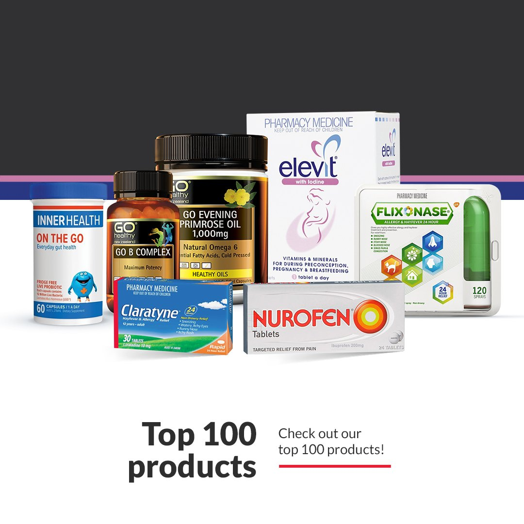 Top 100 Products